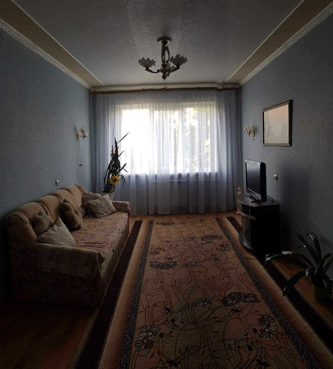 Apartment for sale with high quality finishing